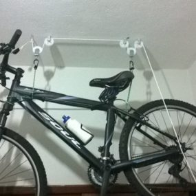Fotos do projeto Bike no Teto enviadas por Renan Barbosa