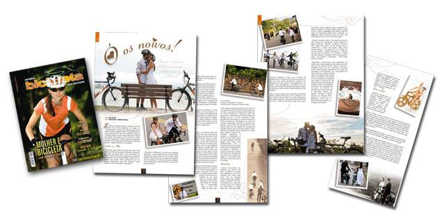 Nós na Revista Bicicleta