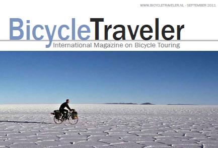 Revista só sobre Viagens de Bicicleta