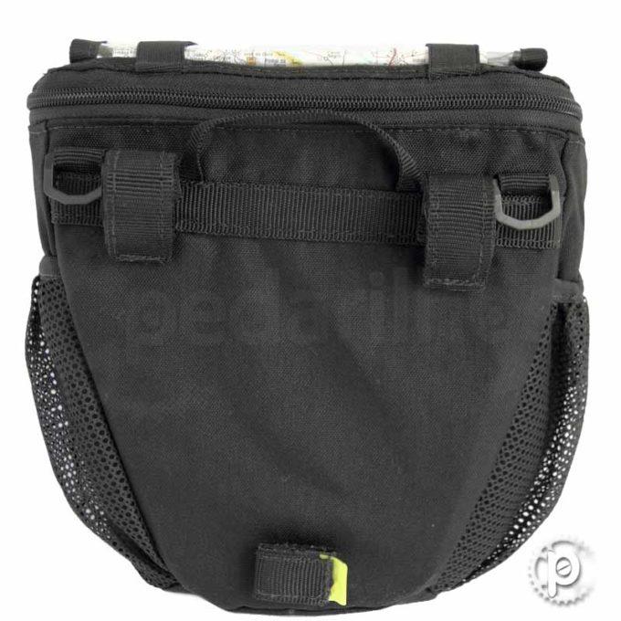 Bolsa de Guidão Alpamayo 4L - fixação ao guidão com velcros