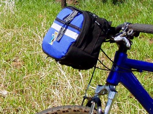 Bolsa de guidão 7L AraraUna sem o porta Mapas