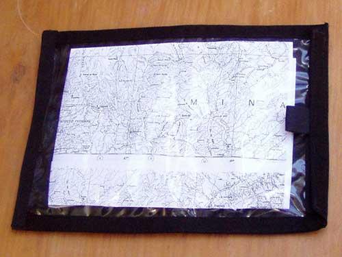Porta Mapas