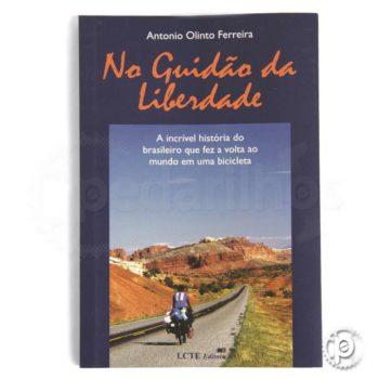 Livro No Guidão da Liberdade - Antonio Olinto Ferreira