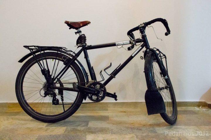Bicicleta da Ana Trek 970
