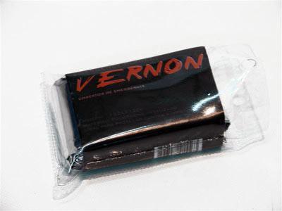 Cobertor Emêrgencia Vernon Azteq-158