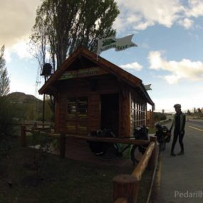 Ruta de los 7 lagos de bike