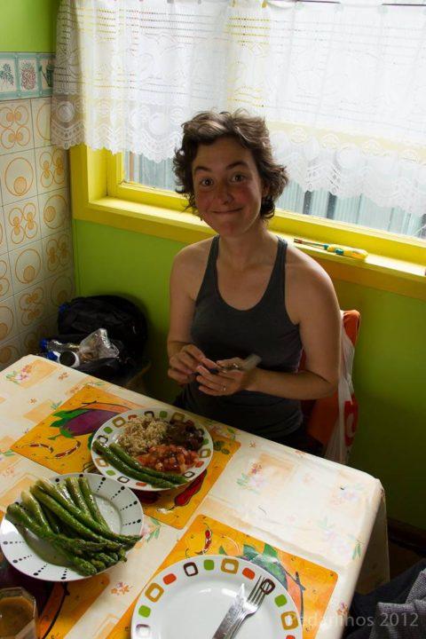 Aniversário da Ana em Punta Arenas