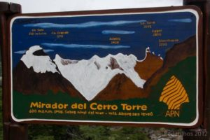 Turistando em El Chaltén
