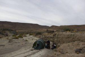 20 dias até Paso de Rio Mayer