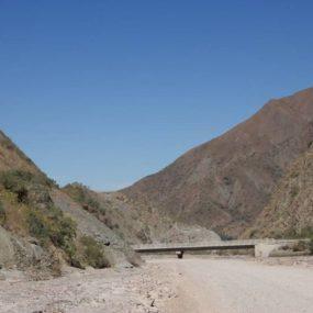 Rumo ao altiplano