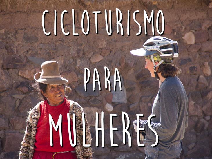 Dicas de Cicloturismo para Mulheres