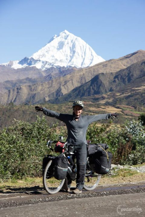 Montanha Russa à moda Peruana
