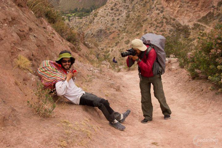 Machu Picchu por conta própria