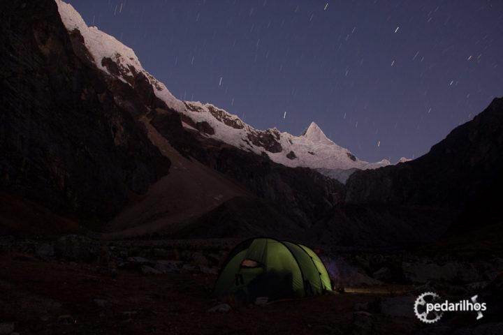 9 dias de Trekking pela Quebrada do Alpamayo