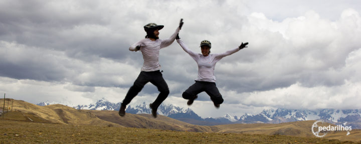 Despedida da Cordilheira dos Andes