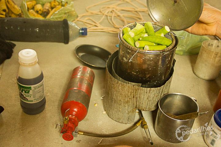 Cozinha Cicloviajante {Revisitado}