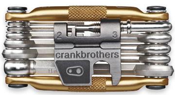 Ferramenta M17 Dourada