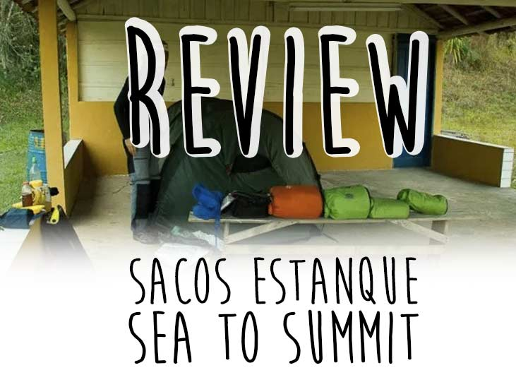 review saco estanque sea to summit