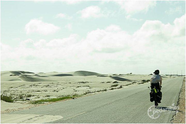 Retomada do Pedal {Fortim-CE a Macau-RN}