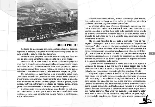 Guia de Cicloturismo Estrada Real - Caminho dos Diamantes-1170