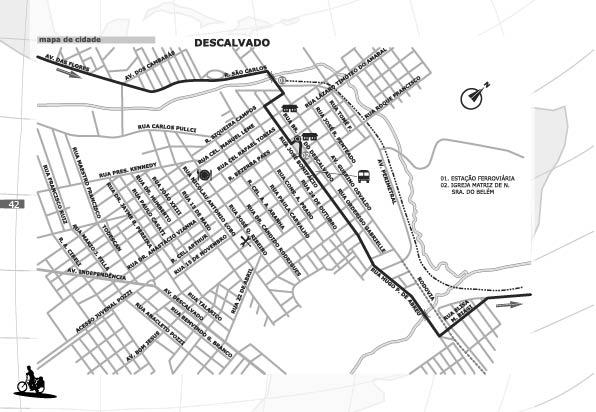 Guia Caminho Da Fé para ciclistas e caminhantes-1161