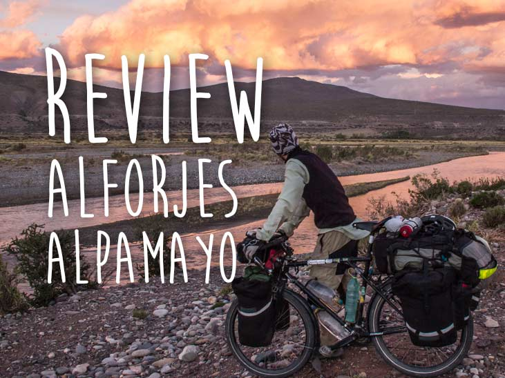 Review Alforjes Alpamayo