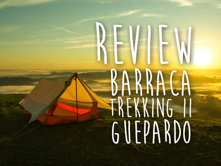 review barraca trekking II