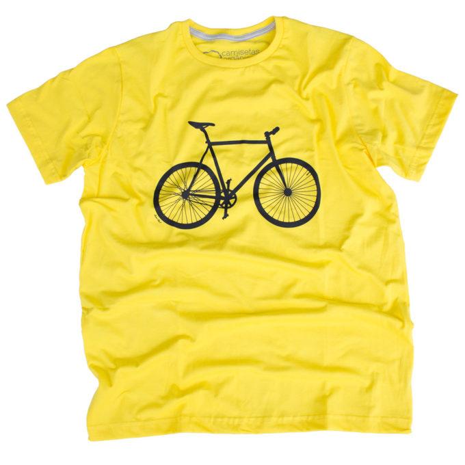 Camiseta Bicicleta Masculina