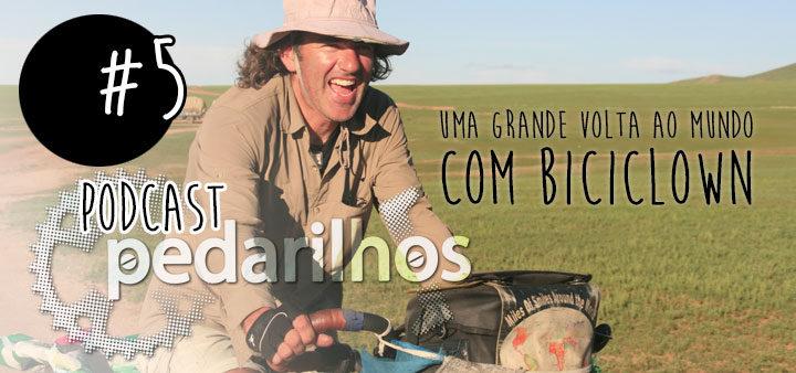 #4 - Viagem de bike pela África com Narbal Adriani – PodCast Pedarilhos