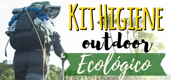 Kit de Higiene Outdoor Ecológico