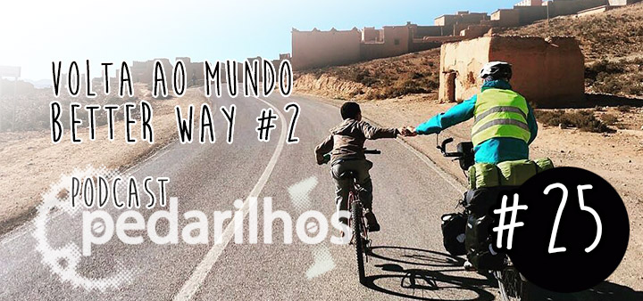 Betterway Pedalando no Marrocos